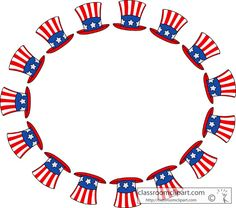 236x208 Fourth Of July 4th Of July Fireworks Border Free Clipart Images