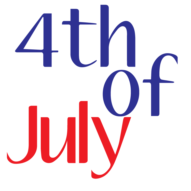 750x750 Fourth Of July 4th Of July Fireworks Clipart Free 2