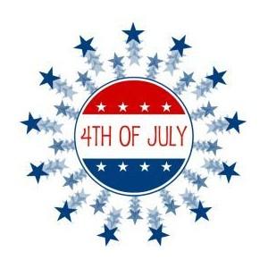 300x300 Fourth Of July Clip Art