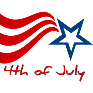 300x300 Fourth July 4th Of July Clip Art 2 Image 5