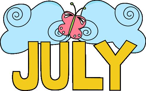 500x314 Free July Clip Art