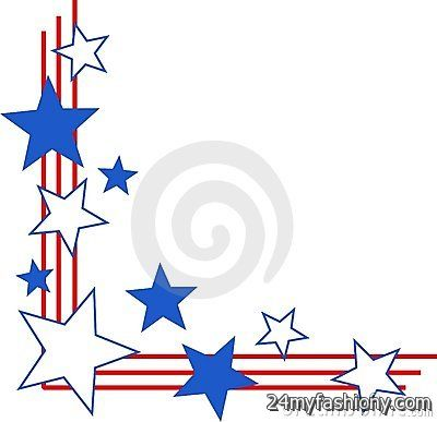 400x387 Graphics For Fourth Of July Border Graphics