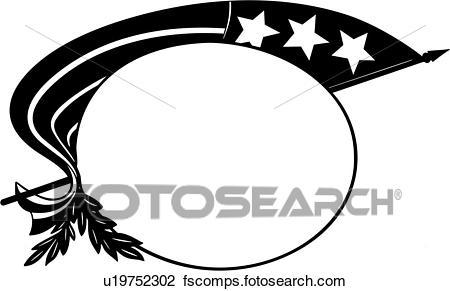 450x291 Patriotic Border Clip Art Vector Graphics. 6,669 Patriotic Border