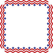 170x170 Clipart Of 4th July Balloons K9753984