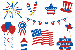 300x200 Fourth July Free Fourth Of Pictures Illustrations Clip Art