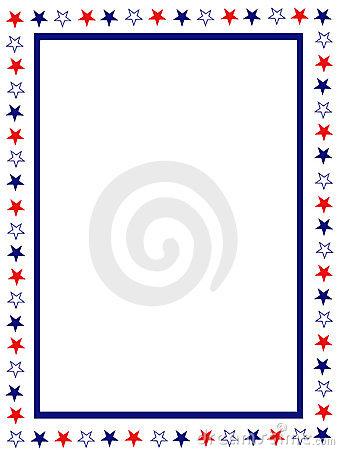 339x450 Patriotic Borders Clip Art Clipart
