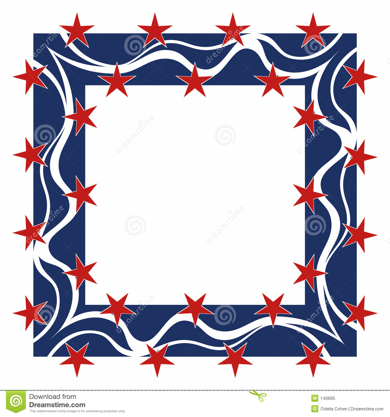 1300x1390 Printable Patriotic Clipart