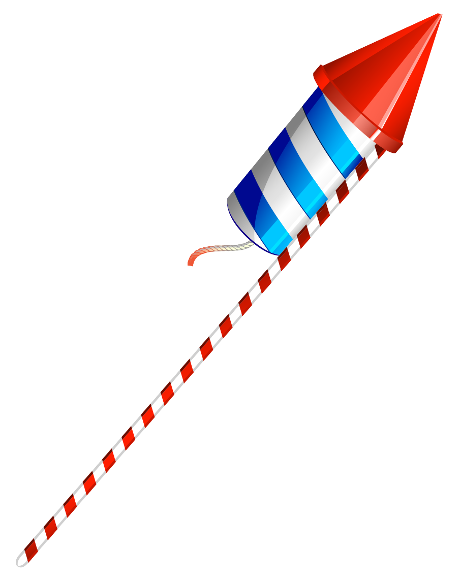 905x1146 Sparklers Clipart 4th July