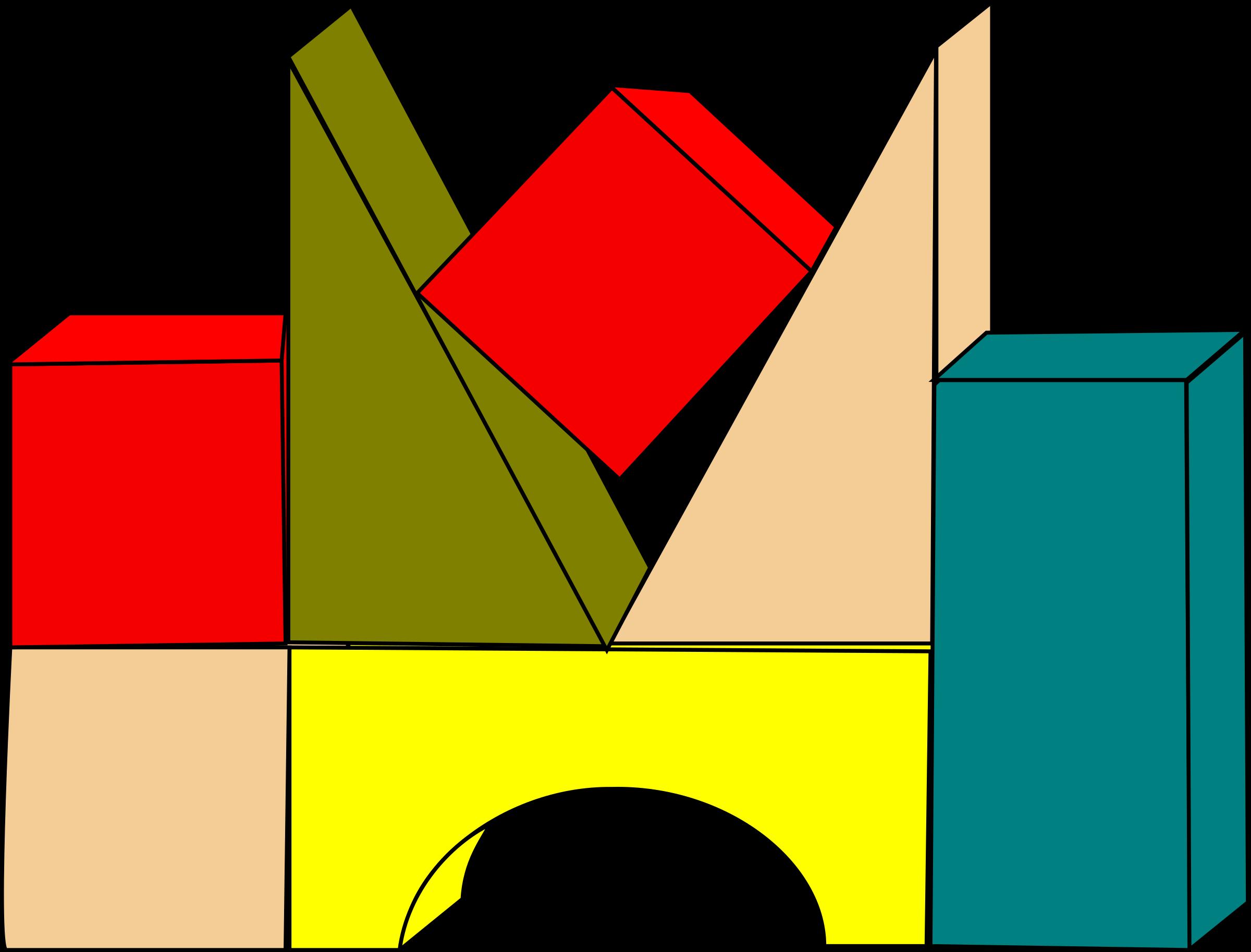 2400x1827 Abc Blocks Clipart Black And White Clip Art Library 5