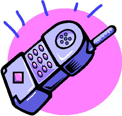 402x382 Telephone Clip Art Free Clipart Images 5