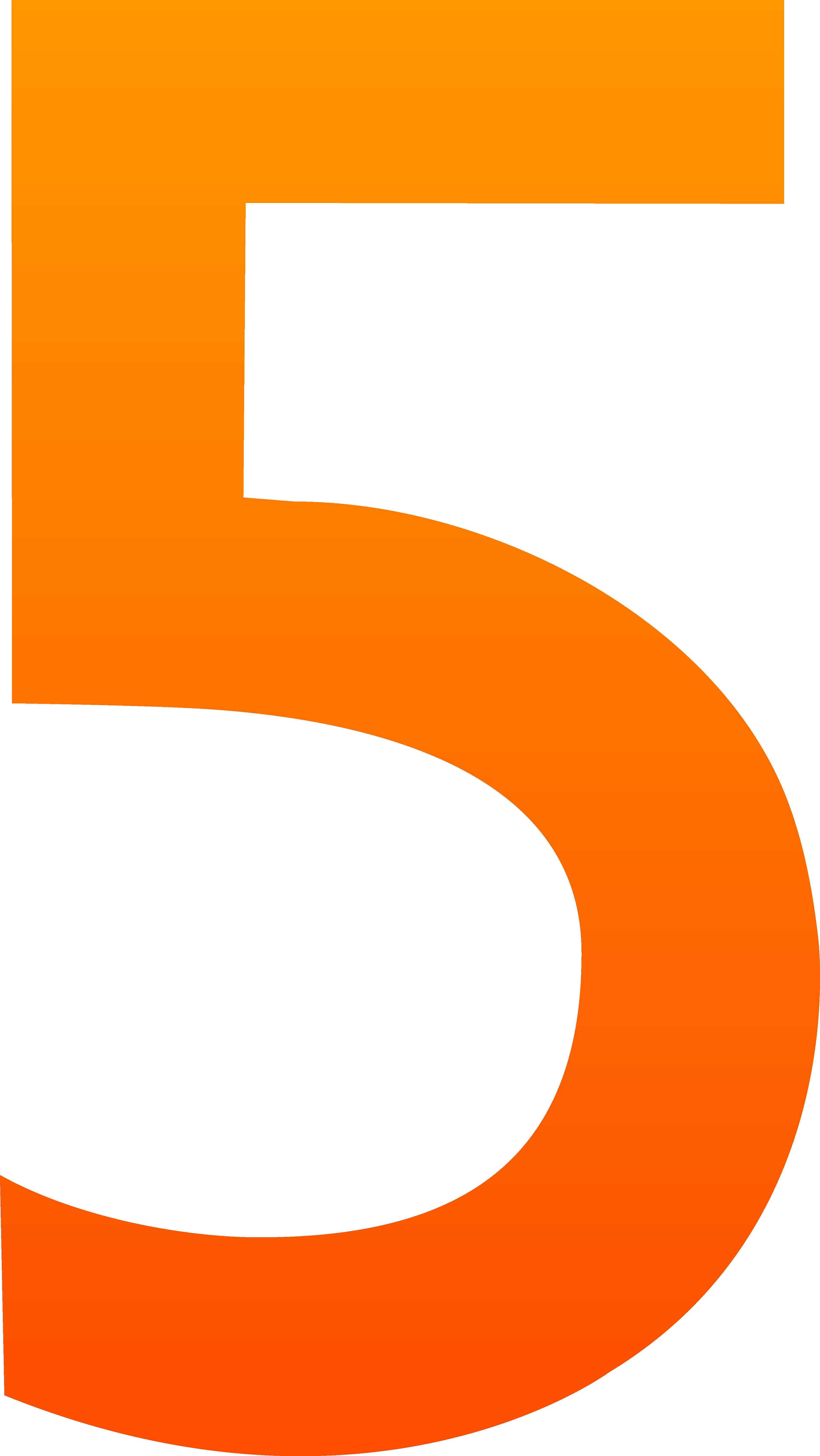 3842x6822 The Number Five