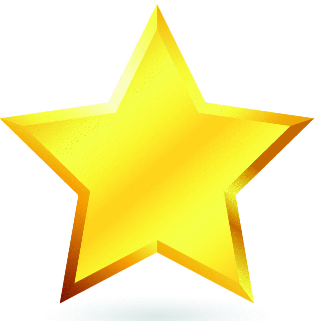 640x643 Gold Stars Free Download Clip Art Free Clip Art On Clipart