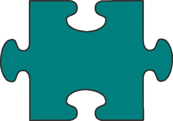 600x421 Clipart Piece Puzzle
