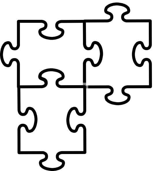 5 piece puzzle free download best 5 piece puzzle on clipartmag com