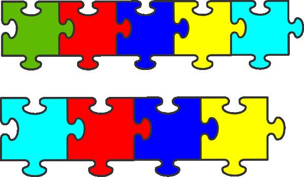 5 Piece Puzzle | Free download best 5 Piece Puzzle on ClipArtMag.com