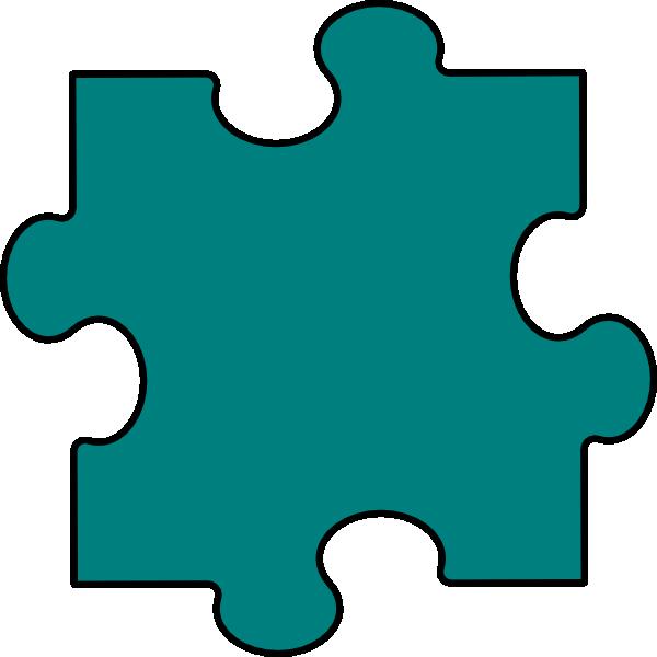 600x600 Puzzle Piece Cliparts