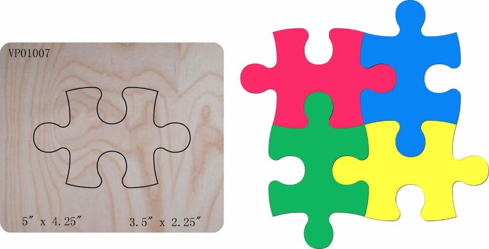 1000x509 Puzzle Die Cut, Puzzle Pieces Die Cut, Puzzle Diecut, Autism Die