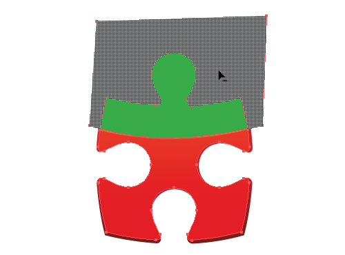 500x370 Quick Tip Create A Puzzle With The New Shape Builder Tool
