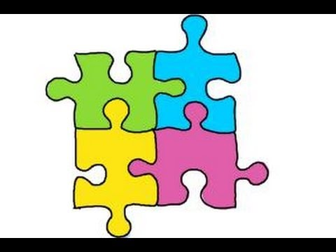 480x360 How To Draw Puzzle Pieces