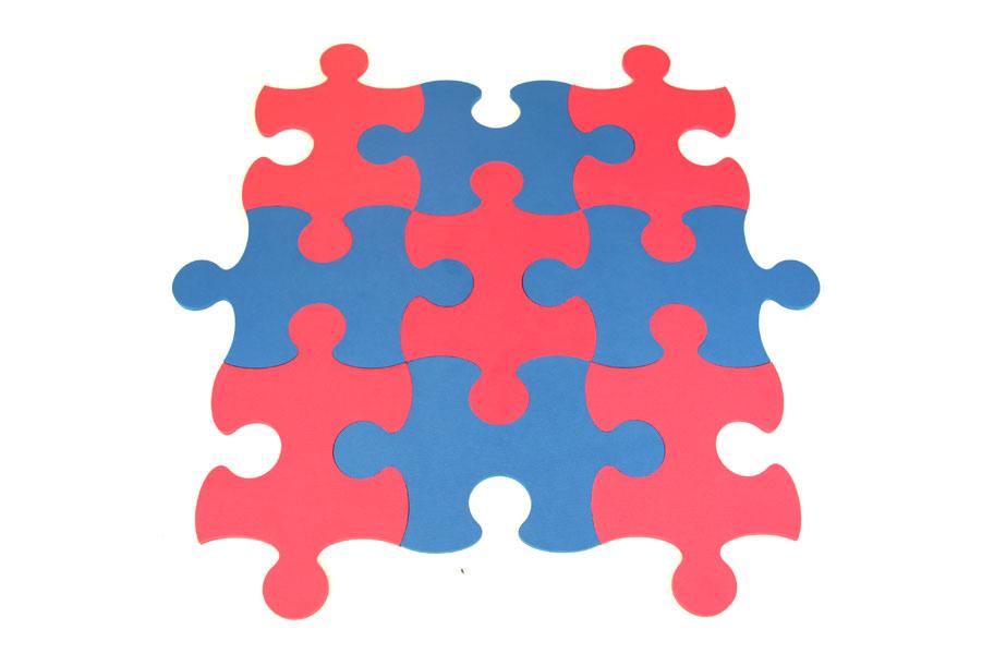 912x600 Puzzle Mats