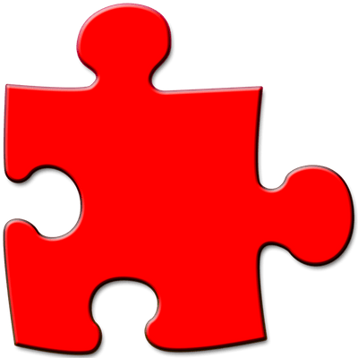 400x400 Puzzle Clipart Transparent