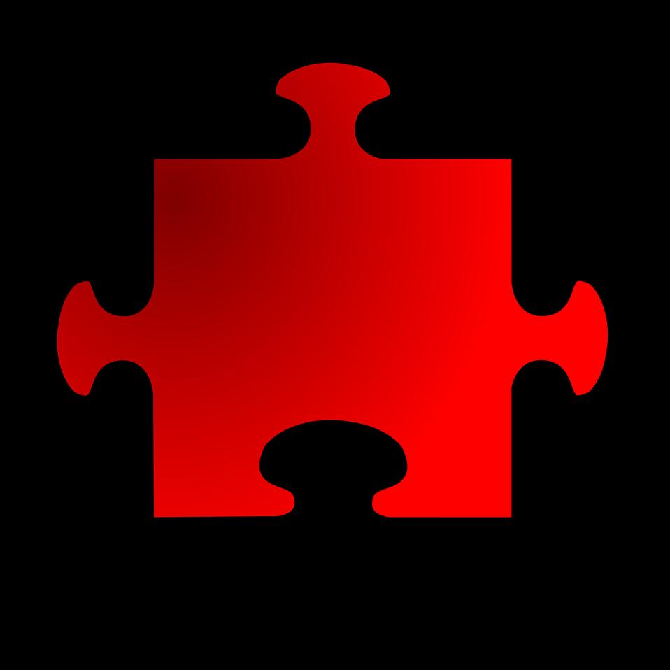 958x958 Puzzle Clipart Transparent Background