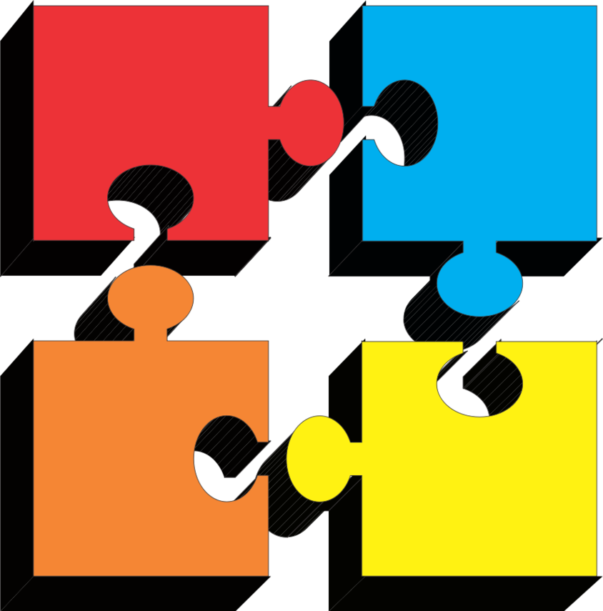 844x855 Puzzle Piece Clipart Powerpoint