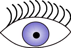 300x203 Eye Clip Art