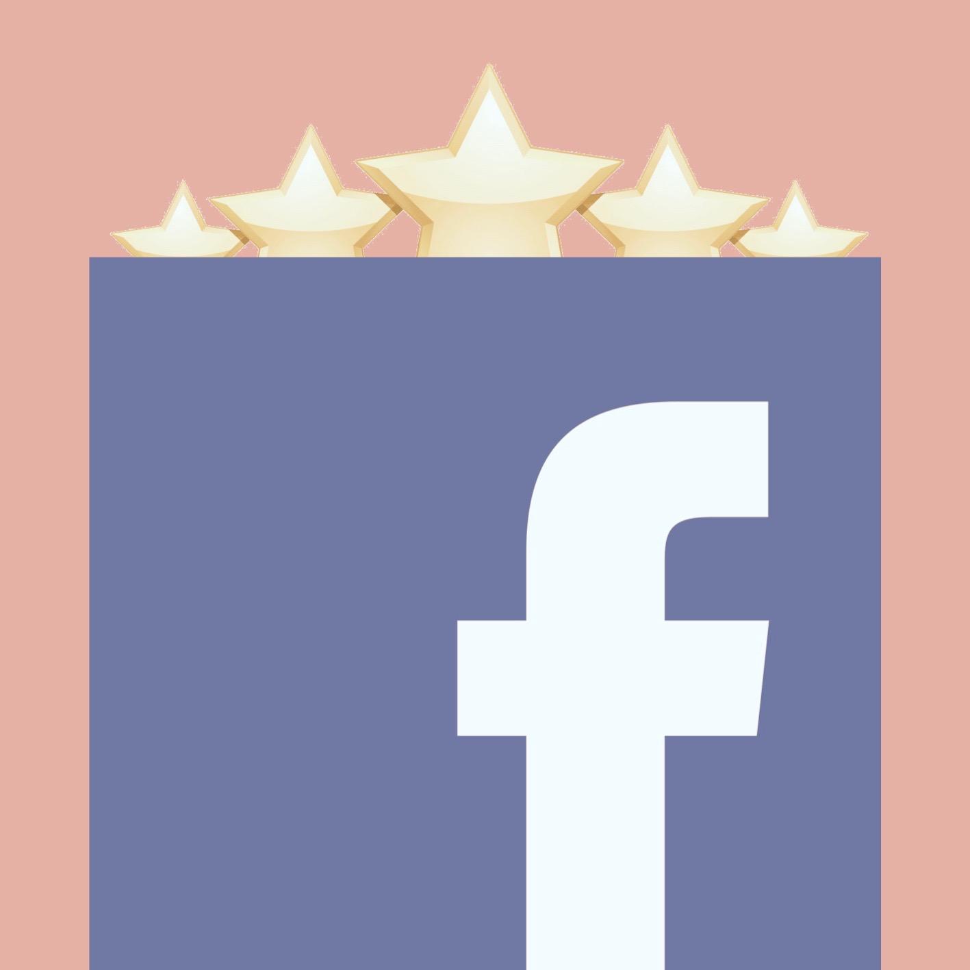 1417x1417 Star Clipart Facebook