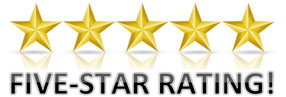 5 Star Rating Clipart