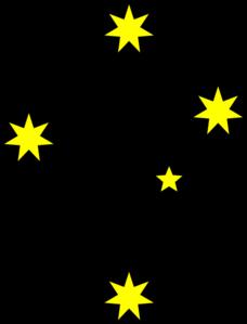 228x299 Stars Clip Art