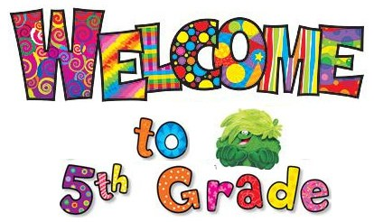 414x246 Welcome To 5th Grade