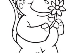 250x180 Dinosaurs Coloring Pages Amp Printables