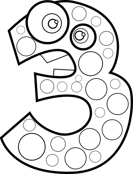 456x594 Math Coloring Pages