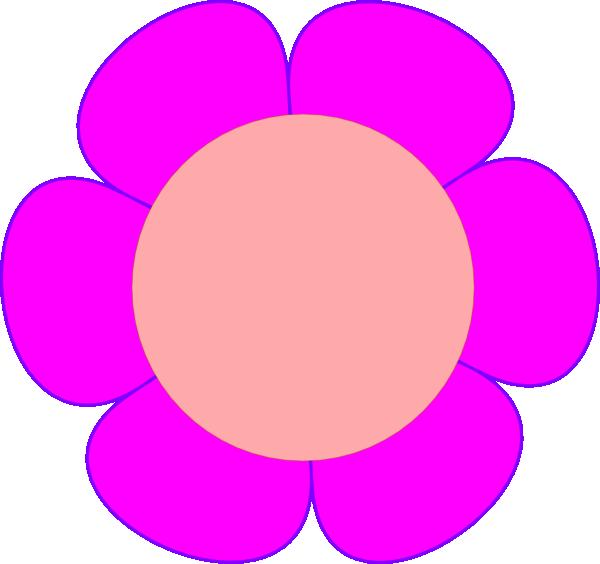 600x564 Flower Clip Art