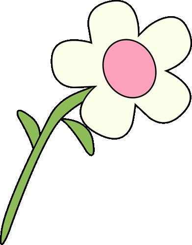 391x500 Single Clipart Flower Petal