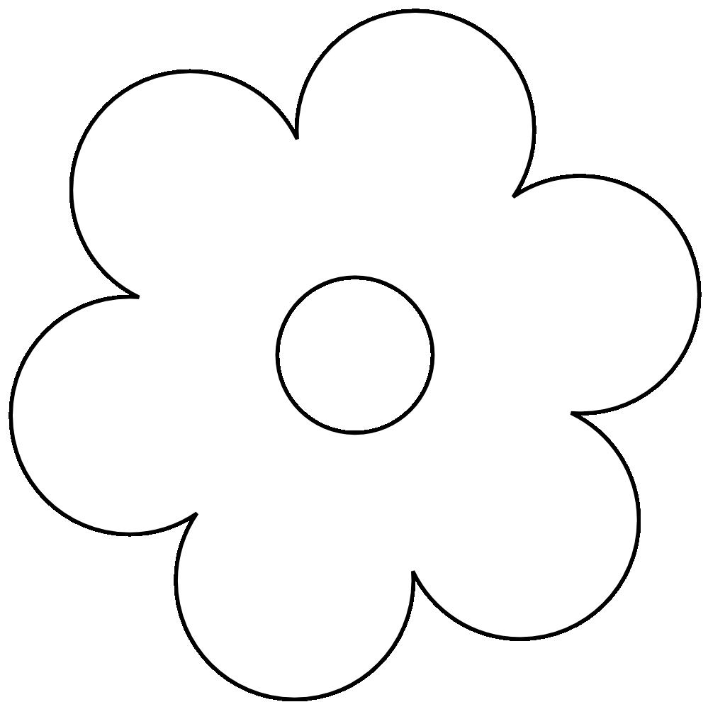 6 Petal Flower Clipart Free Download Best 6 Petal Flower Clipart