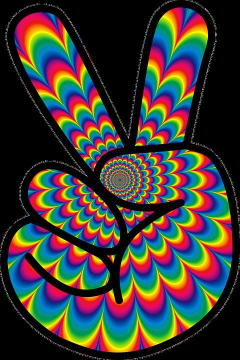 480x720 Hippie Clipart Transparent