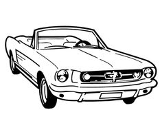 236x192 Chevrolet Camaro 1969 Coloring Page Projects To Try