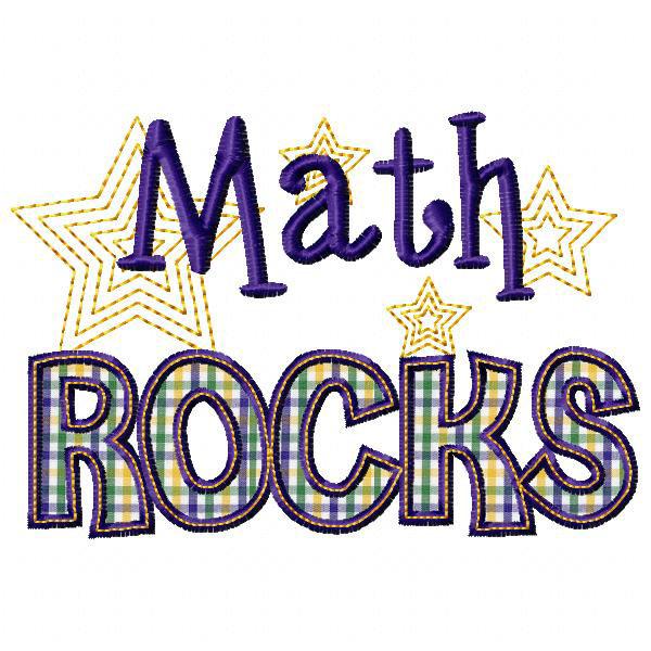 600x600 Middle School Math Clip Art