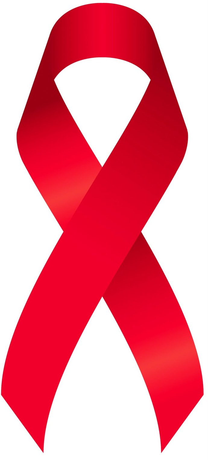 690x1520 Red Ribbon Week Clip Art