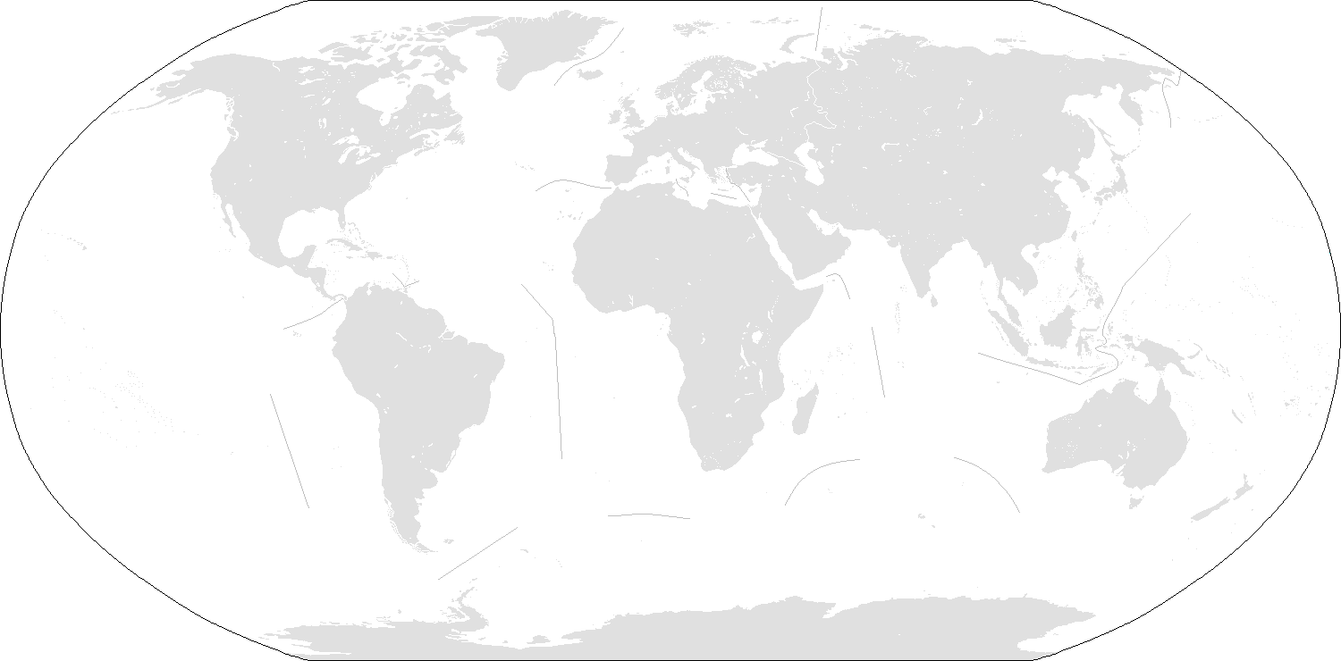 1500x740 Blank Continents Map