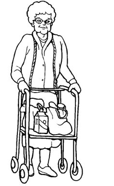 236x384 Children With Disabilities Coloring Page Kids Learning About