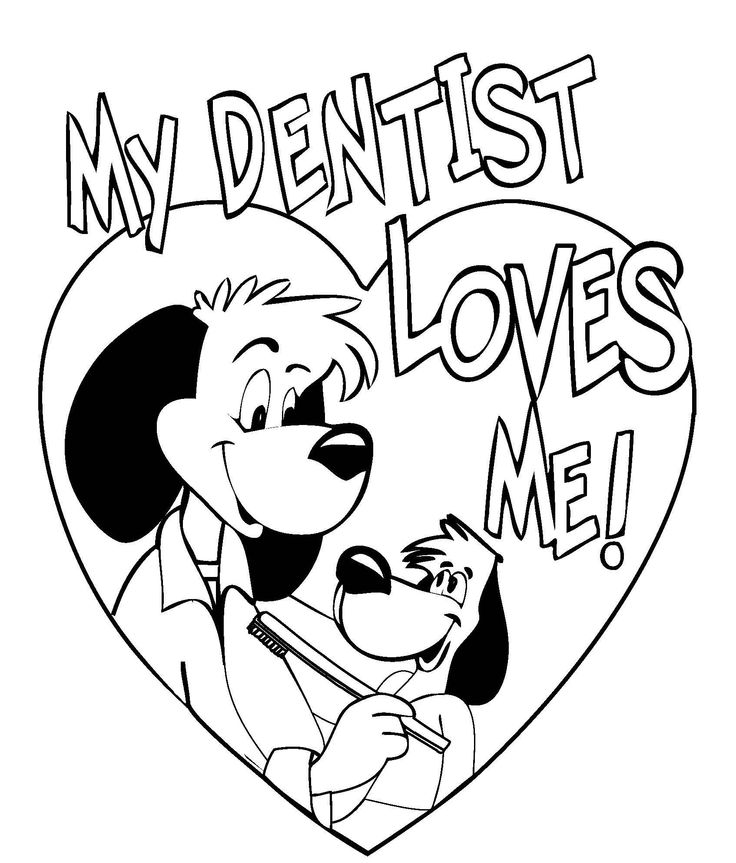 736x863 69 Best Dental Coloring Pages Images Colouring