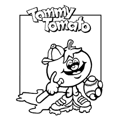 230x230 Top 10 Tomato Coloring Pages Your Toddler Will Love To Color