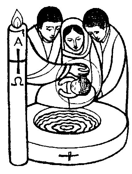429x565 Colouring Pages For Baptism Baptism Candle Coloring Page Pages.