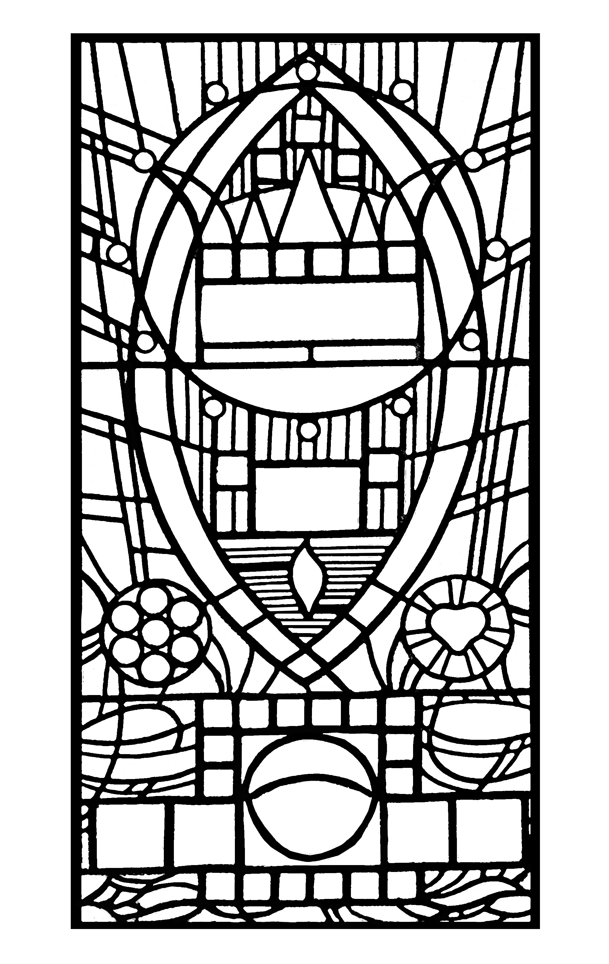 7 Sacraments Coloring Pages Free Download Best 7