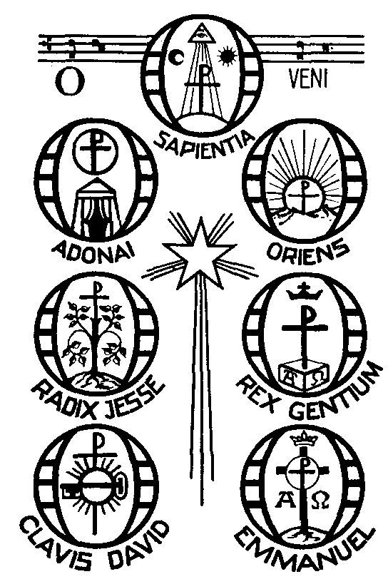 544x819 Praying The O Antiphons Opportunity, Churches And Epiphany