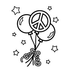 Small peace sign coloring pages ~ 7 Sacraments Coloring Pages | Free download best 7 ...