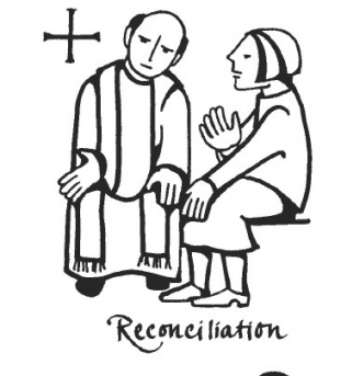311x343 Reconciliation Coloring Pages